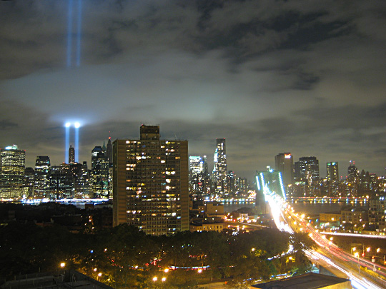 2011 Tribute in Light