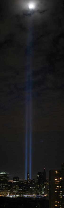 2011 Tribute in Light